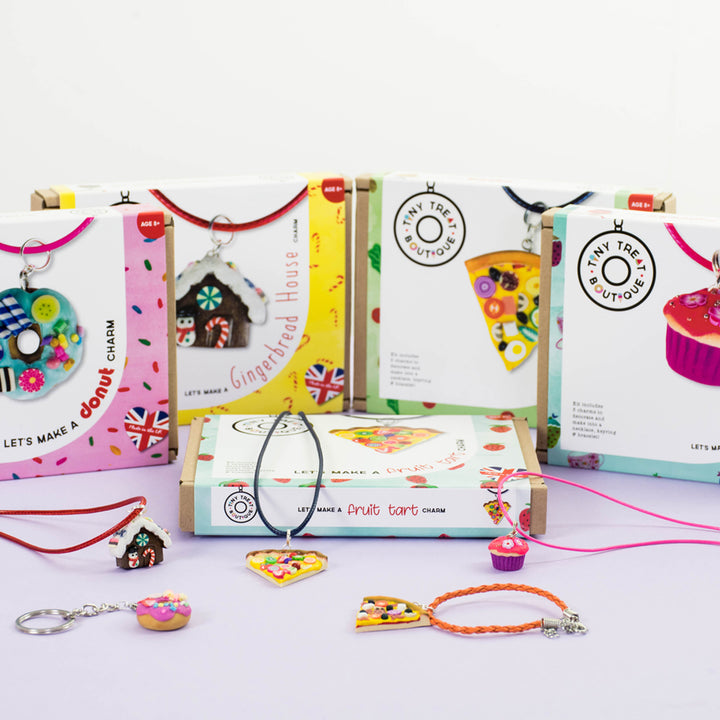 Jewellery Craft Kit six month Subscription