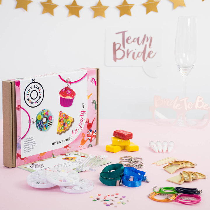 Party Kit - Hen Party Jewellery Kit