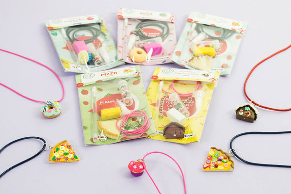 Pizza Jewellery Craft Mini Kit