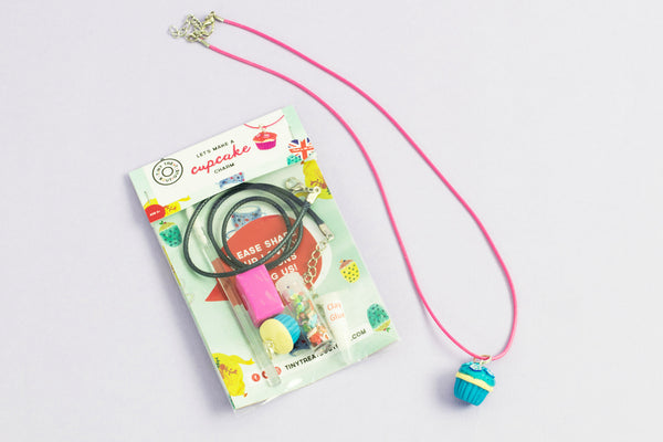 Cupcake-Themed Jewellery Mini Kit