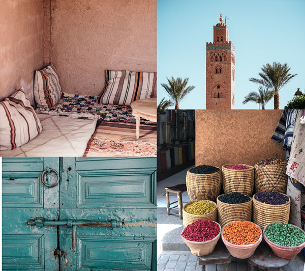 #The Red City: Marrakech Retreat
