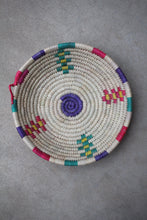 Shallow Basket - Colorful