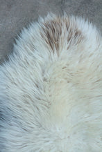 New Zealand Sheepskin - Cream Long Hair