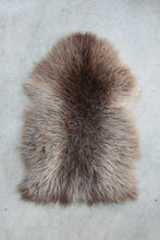 New Zealand Sheepskin - Natural Black