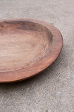 Large Walnut Bowl