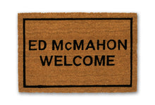 ED McMAHON Welcome