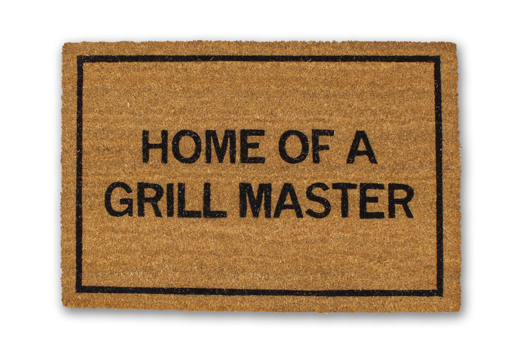 Home of a Grill Master