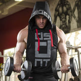 Disident Hooded Tank