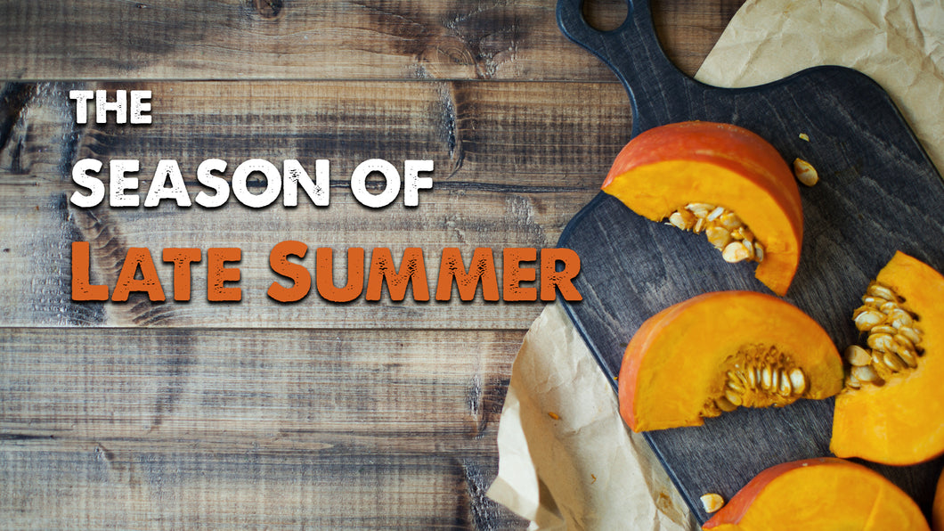 Bundle 1: Introduction + Late Summer: Season of Spleen and Stomach