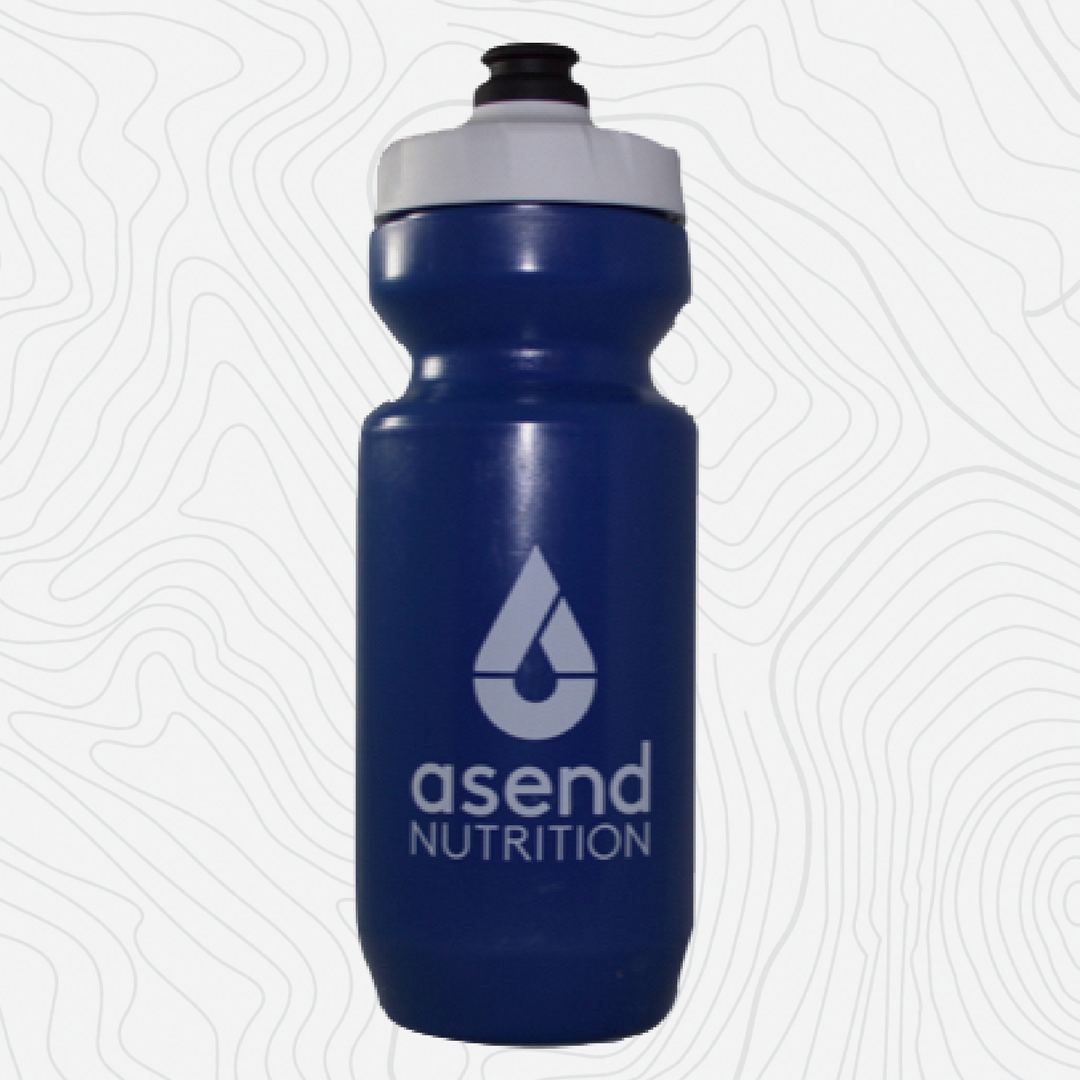 Navy Blue Water Bottle - Specialized Purist, 22 oz