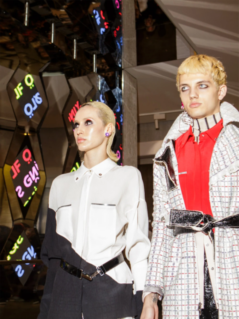 New York Times - For Indie Designers, Uniting Is a Survival Skill  New York Fashion Week