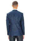 Hiromi Asai Double Jacket in Dark Blue