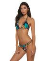 Bomba Bambola AVERY PARADISE GOLD CHAIN BIKINI BOTTOM