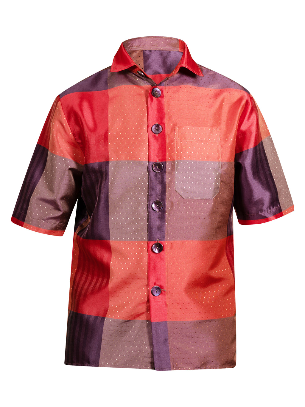 KULIK Half Moon with Golden Eye Handbag