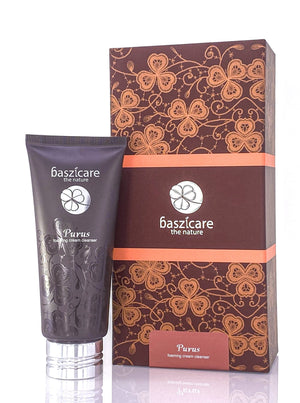 Baszicare PURUS foaming cream cleanser 100ML