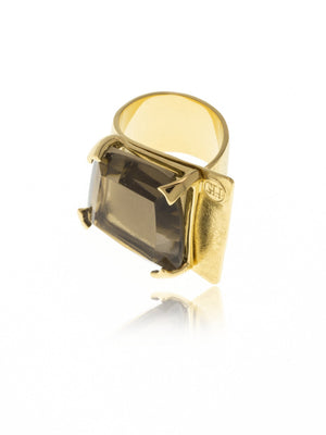 Georgina Jewelry Signature Crystal Ring
