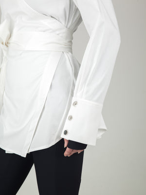 Monosuit Royal Classic White shirt