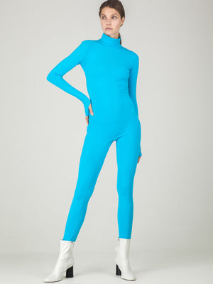 Monoskin Light Blue Monosuit