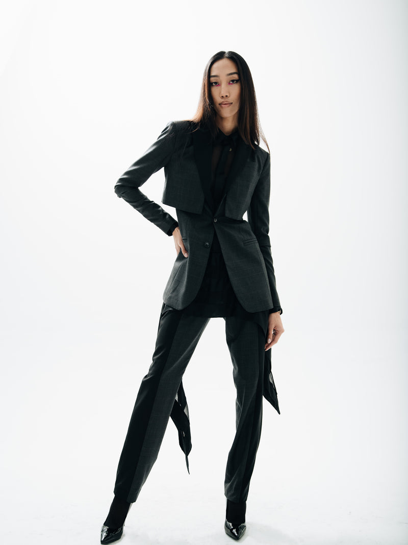 THE TAILORY NEW YORK THE JANELLE SUIT