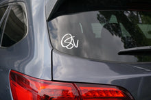 OSV Decal White