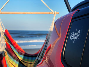 Surf Break Decal