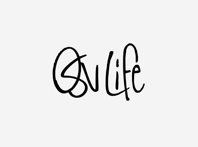 OSV Life Decal Black