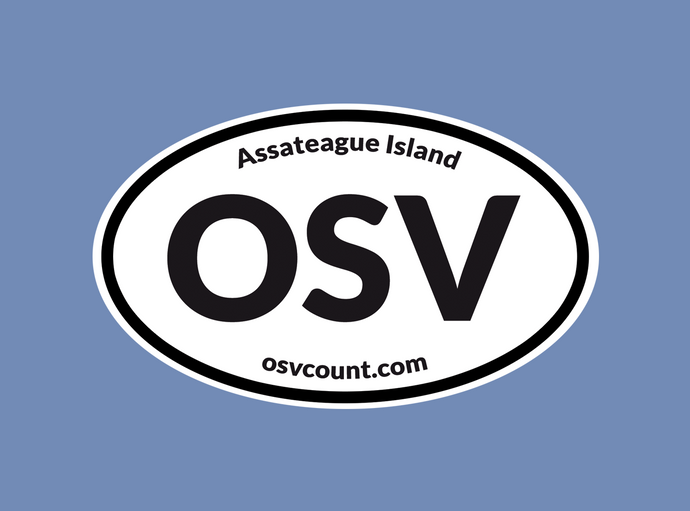OSV Euro Sticker