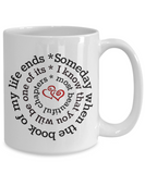 Best Gift for Friend or Loved One Ceramic Mug