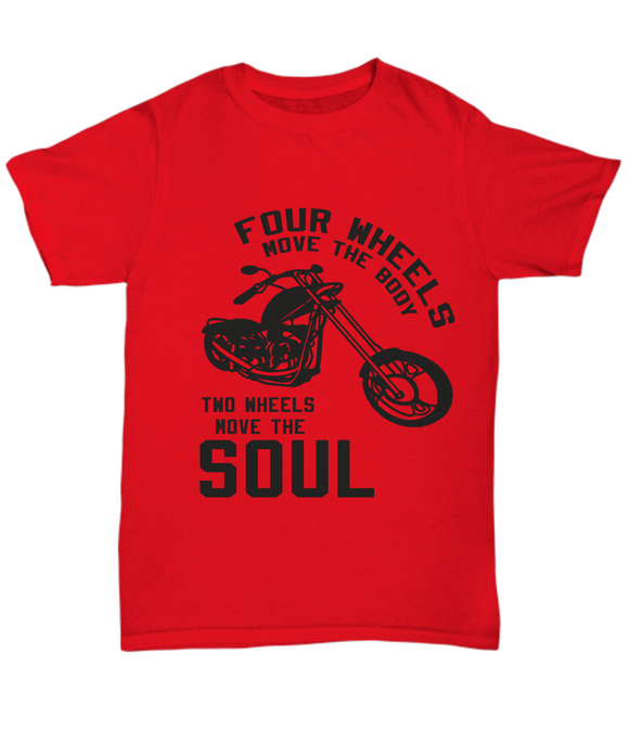 Motorcycle Chopper Biker T-Shirt Gift
