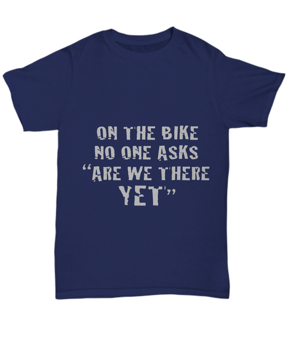 Funny Motorcycle T-Shirt Gift for Biker
