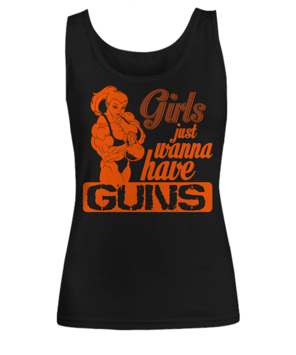 Funny Inspirational Women's Tank Top
