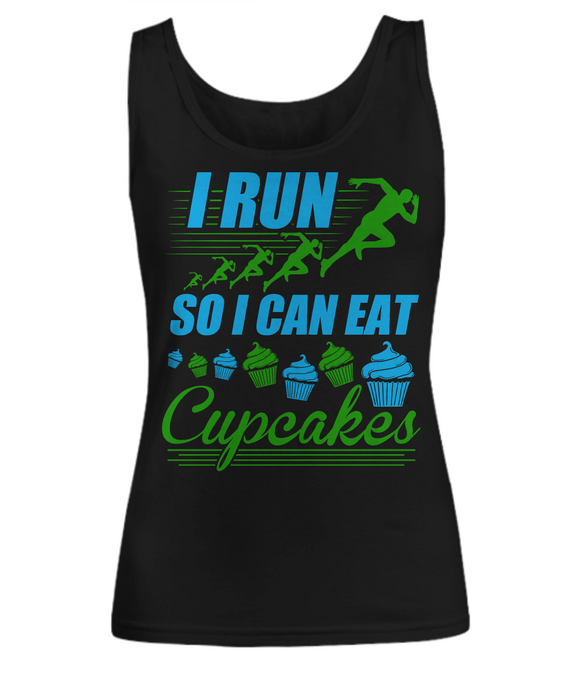 Funny Fitness Workout Gym Women's Tank Top