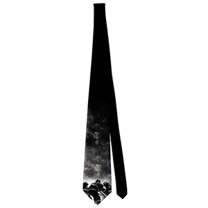 Firefighters In Action Neck Tie
