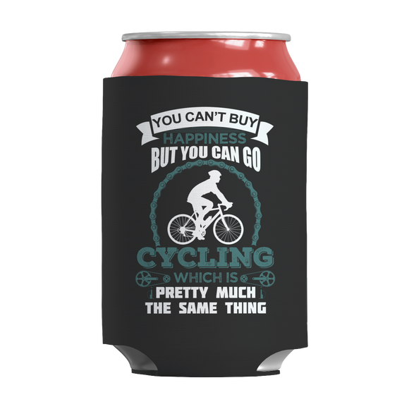 Biking Cycling Insulated Neoprene Can Wrap