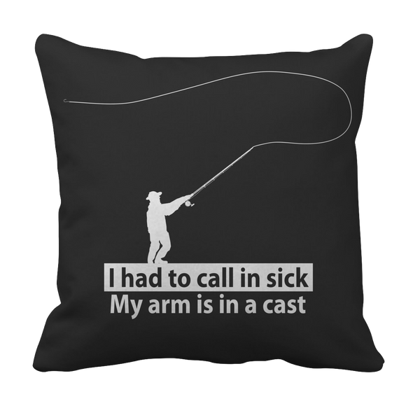 Fishing Funny Pillow Case - Perfect Gift for Fishing Fan