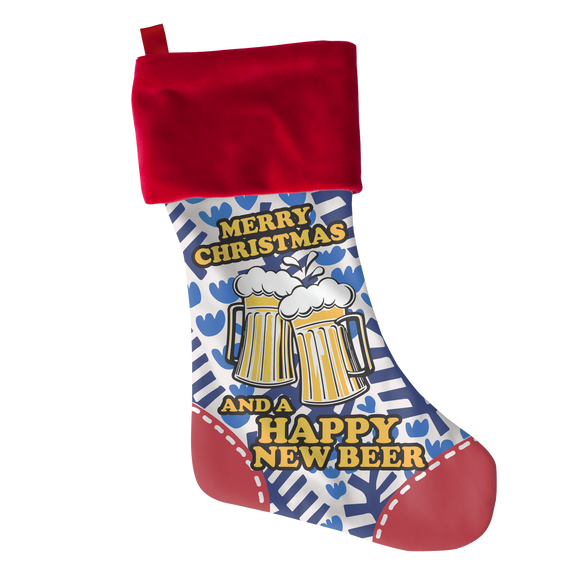 Brew Lover's Christmas Stocking
