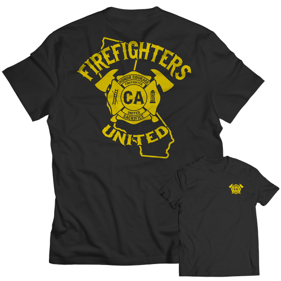 Firefighters United - California - Shirts