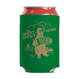 Great Smokey Mountains Insulated Neoprene Can Wrap