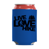 Hiking - Live Love Hike Insulated Neoprene Can Wrap