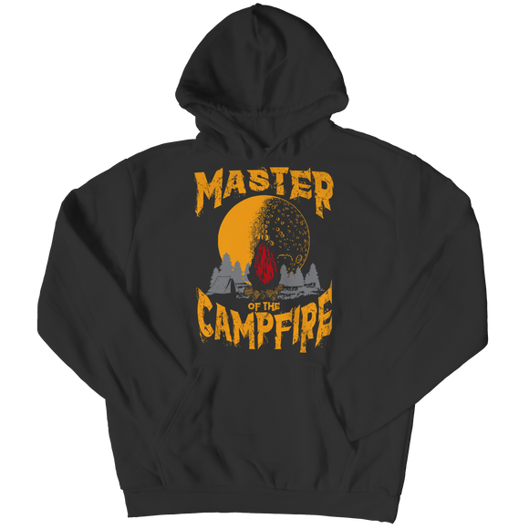 Camping Master Of The Campfire Hoodie