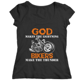 Bikers Make The Thunder Shirts