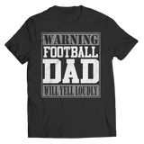 Football Dad Shirts
