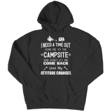 Camping Time Out Funny Shirts
