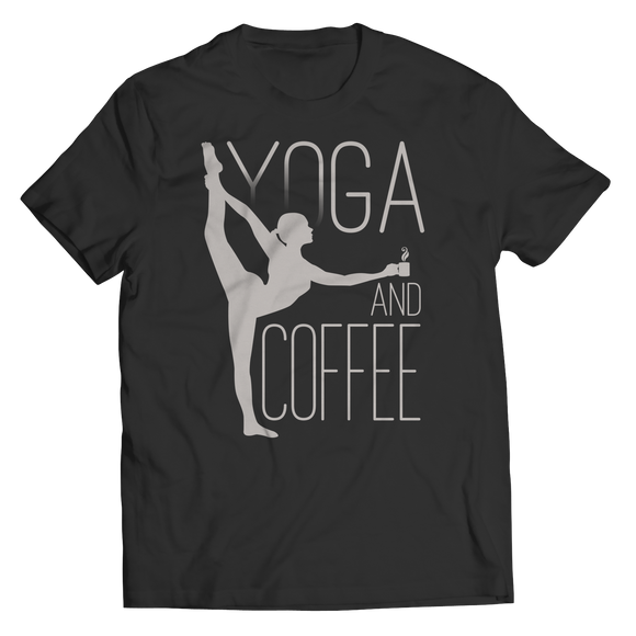 Yoga and Coffee Shirts
