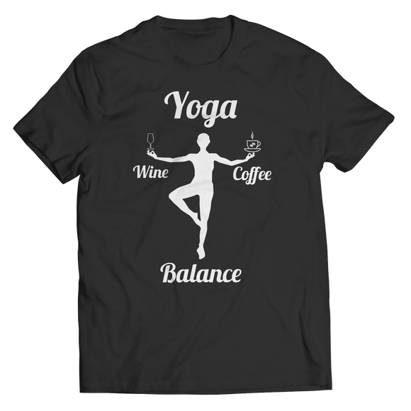 Yoga Got Balance Shirts