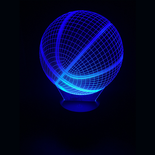 Basketball LED Night Light/Lamp