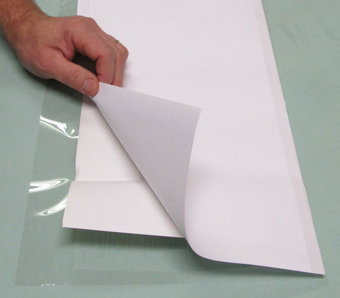 "Just-A-Fold III Pre-Cut Sheets 10"" x 36"" - Manaus Books site"