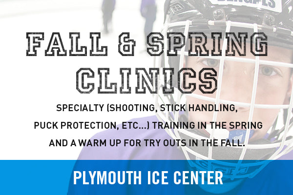 Fall / Spring Clinics - Session 11 Defensemen Only 2017