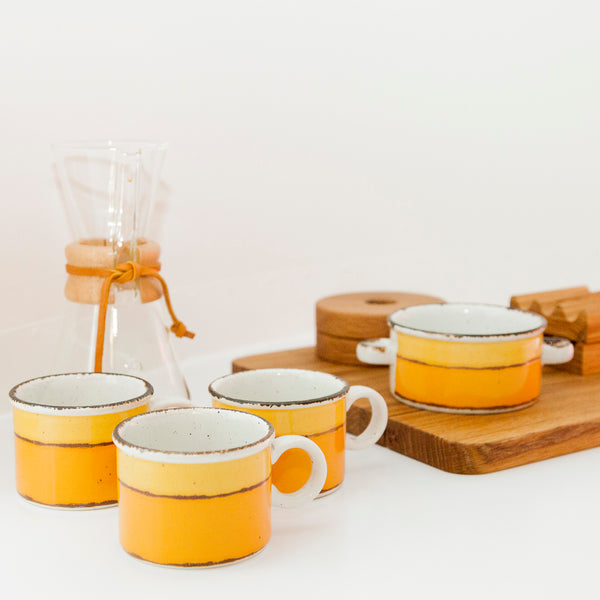Sunrise Cups Set
