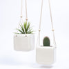 Square Hanging Planter